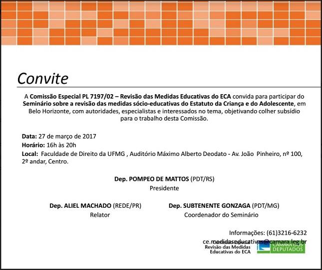 Convite Eca